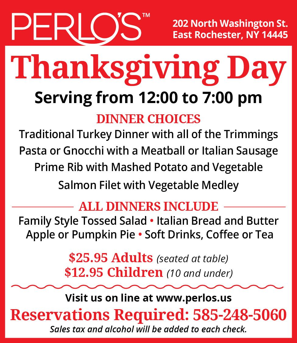 wegmans thanksgiving menu 2018